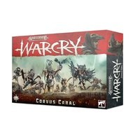 Warhammer: Age of Sigmar WARCRY Corvus Cabal