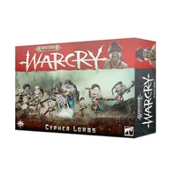 Warhammer: Age of Sigmar WARCRY Cypher Lords