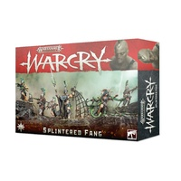 Warhammer: Age of Sigmar WARCRY The Splintered Fang
