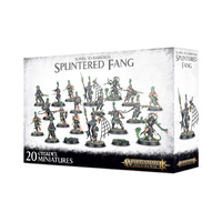 Warhammer: Age of Sigmar Slaves To Darkness - The Splintered Fang