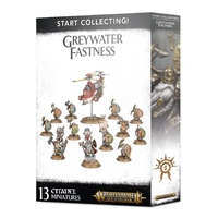 Warhammer: Age of Sigmar -Start Collecting! Greywater Fastness Collection