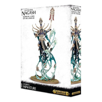 Warhammer: Age of Sigmar Deathlords Nagash Supreme Lord of Undead