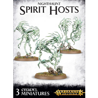 Warhammer: Age of Sigmar Nighthaunt Spirit Hosts