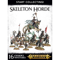 Warhammer: Age of Sigmar Start Collecting! Skeleton Horde