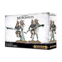 Warhammer: Age of Sigmar Deathlords Morghasts 2018