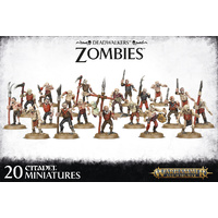 Warhammer: Age of Sigmar Deadwalkers Zombies