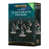 Warhammer: Age of Sigmar Easy to Build: Nighthaunt Glaivewraith Stalkers