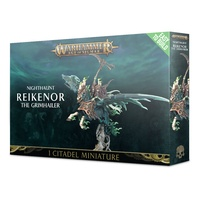 Warhammer: Age of Sigmar Easy to Build: Reikenor The Grimhailer