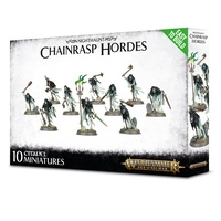 Warhammer: Age of Sigmar Easy to Build: Nighthaunt Chainrasp Hordes