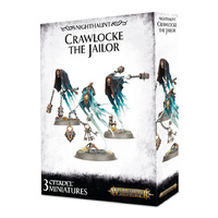 Warhammer: Age of Sigmar Nighthaunt Crawlocke The Jailor