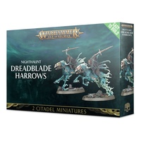 Warhammer: Age of Sigmar Easy to Build: Dreadblade Harrows