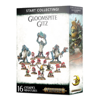 Warhammer: Age of Sigmar Start Collecting! Gloomspite Gitz
