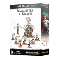 Warhammer: Age of Sigmar Start Collecting! Daughters Of Khaine
