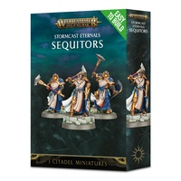 Warhammer: Age of Sigmar Easy to Build: Stormcast Eternals Sequitors