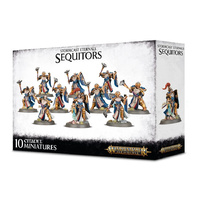 Warhammer: Age of Sigmar Stormcast Eternals Sequitors