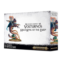 Warhammer: Age of Sigmar Volturnos High King of the Deep