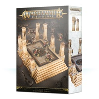 Warhammer: Age of Sigmar Dominion of Sigmar: Shattered Temple