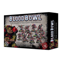 Bloodbowl: The Gouged Eye