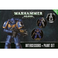 Space Marine Interessors Paint Set+