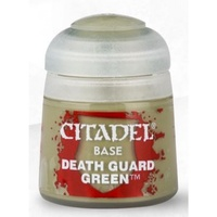 Citadel Base: Death Guard Green