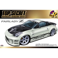 Aoshima 1/24 Nissan Top Secret Z33 Fairlady Z