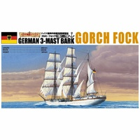 Aoshima 1/350 Gorch Fock A004428 Plastic Model Kit