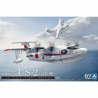 Aoshima 1/44 JMSDF Rescue Flyingboat US-2