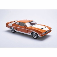 "Biante 1/18 Ford XB Falcon GT Hardtop - McLeod Ford ""Horn Car"" - Burnt Orange"