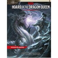 Dungeons & Dragons Adventure Hoard of the Dragon Queen