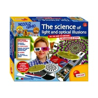 PICCOLO SCIENCE OF LIGHT/OPTIC