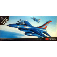Academy 12444 1/72 F-16A Fighting Falcon Plastic Model Kit