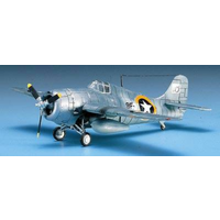 Academy 1/72 F4F-4 Wildcat 12451 Plastic Model Kit