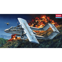 Academy 1/72 OV-10A Bronco 1665 12463 Plastic Model Kit