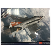 Academy 1/72 USMC F-4J VMFA-232 Red Devils 12556 Plastic Model Kit