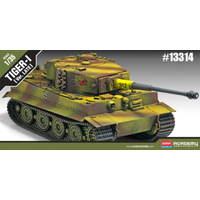 Academy 1/35 German Tiger 1 [Ver. Late] 13314 Plastic Model Kit
