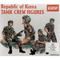 Academy 1/35 Republic of Korea Tank Crew
