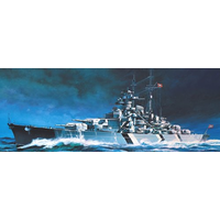 Academy 1/800 Battleship Tripitz (Static) 14219 Plastic Model Kit