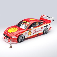 Authentic Collectables 1/18 Shell V-Power Racing Team #17 Ford Mustang GT Supercar - 2019 Championship Winner