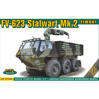 Ace 1/72 FV-623 Stalwart Mk.2 limber vehicle ACE72436