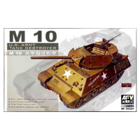 AFV 1/35 M10 Tank Destroyer