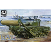 AFV 1/35 Churchill Mk.Iv TLC Laying Device And Carpet (Type A) 35285