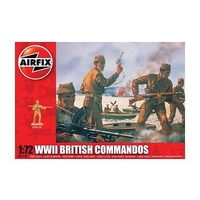 Airfix 1/72 British Commandos AIR-01732