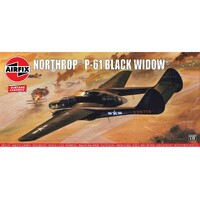 Airfix 1/72 Northrop P-61 Black Widow