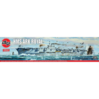 Airfix 1/600 HMS Ark Royal