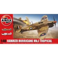 Airfix 1/48 Hawker Hurricane Mk I - Tropical