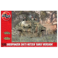 "Airfix 1/35 Jagdpanzer 38 Tonne Hetzer ""Early Version"""