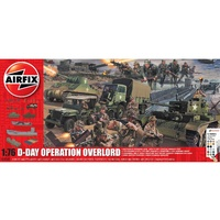 Airfix 1/76 D-Day 75th Anniversary Operation Overlord Gift Set