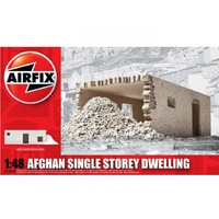 Airfix 1/48 Afghan Single Storey Dwelling AIR-75009