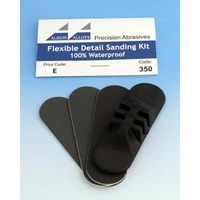 Albion Flexible Sanding Kit (3)