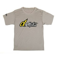 Alpha Plus T-Shirt 3XL-size (Grey)